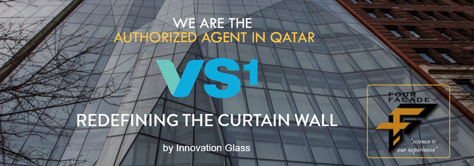 VS-1 CURTAIN WALL SYSTEM